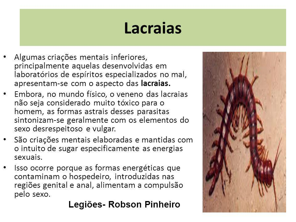 r[p Lacraias.
